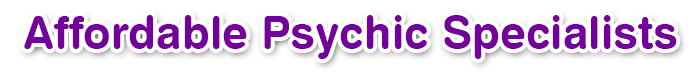 Psychic Readings 121 - Affordable Psychic Specialists