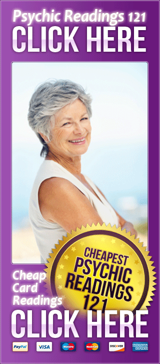 Click for The Cheapest Psychic Readings 121